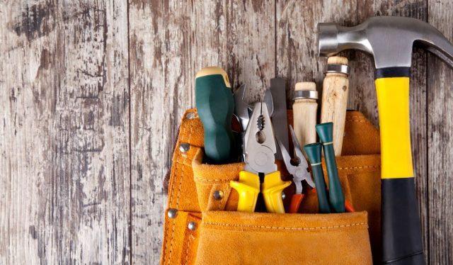 Les principaux outils à avoir absolument chez soi