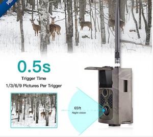 Comment obtenir de bons résultats avec une caméra de chasse?
