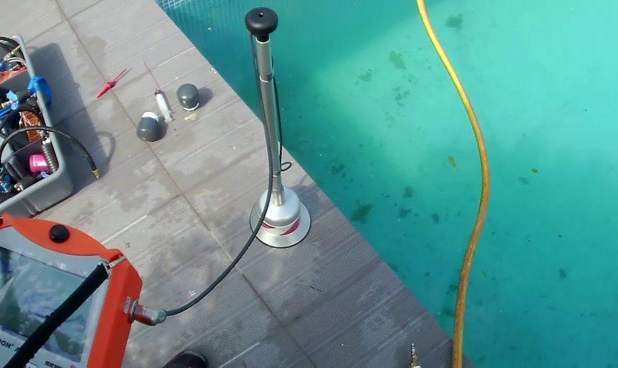 Comment trouver une fuite dans une piscine ?